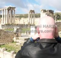 colonnes romaines tunis
