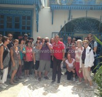 visite excursion groupe tunis