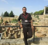 ruines romaines tunisie