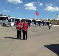 bus de croisère tunis