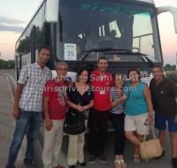 trajet bus tunisie