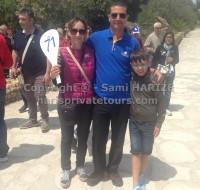 voyage en famille tunis