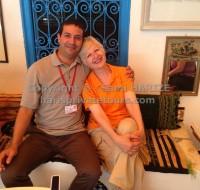 visite maison de charme tunisie