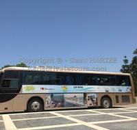bus de croisière en tunisie