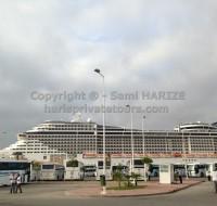 bateau croisière tunisie