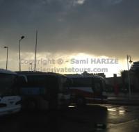 bus de croisière tunisie