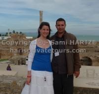 visite site archéologique tunisie