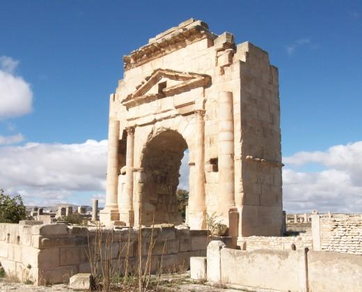 arc de triomphe tunis