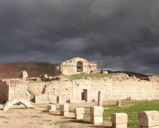 site archéologique bulla regia