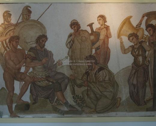 Mosaique Hammamet