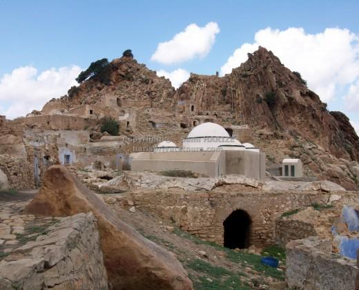 découverte village berbère tunisie