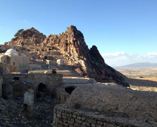 Village berbère tunisie
