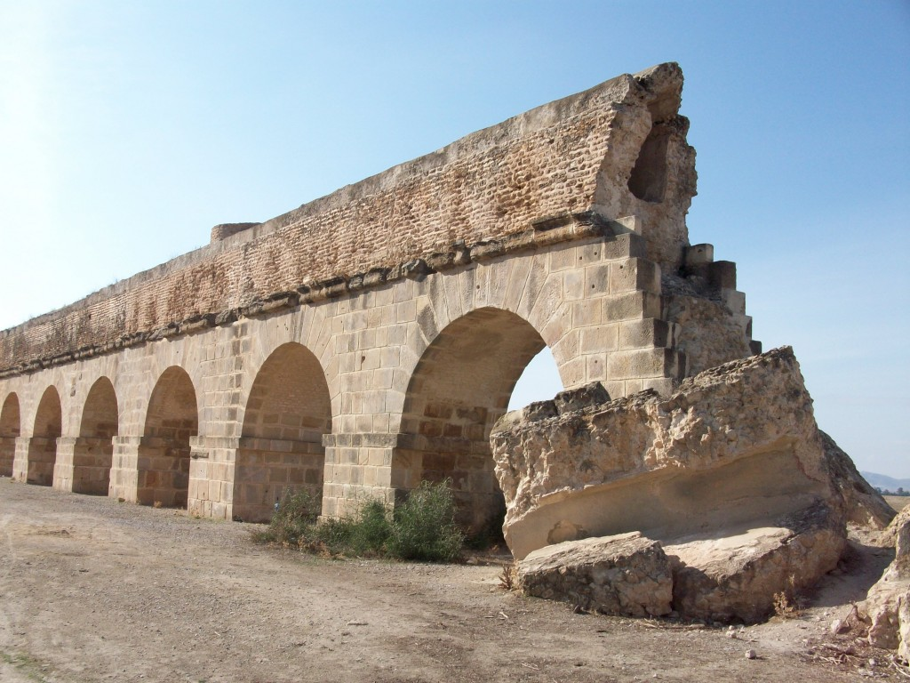 excursion aqueduc zaghouan