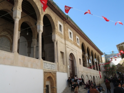 A research trip to Tunisia – by Jason Blockley